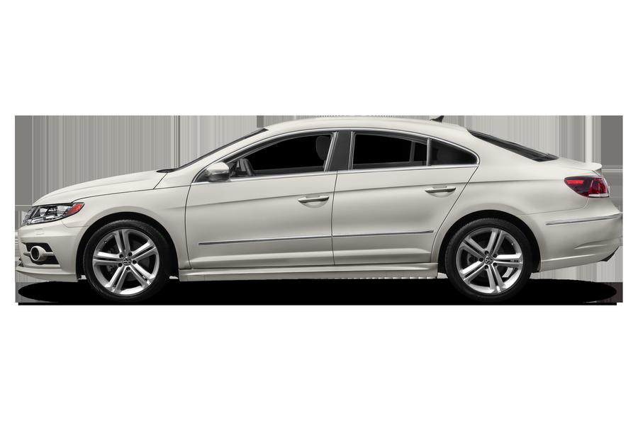 2015 Volkswagen CC exterior side view