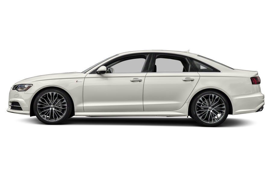 2016 Audi A6 exterior side view