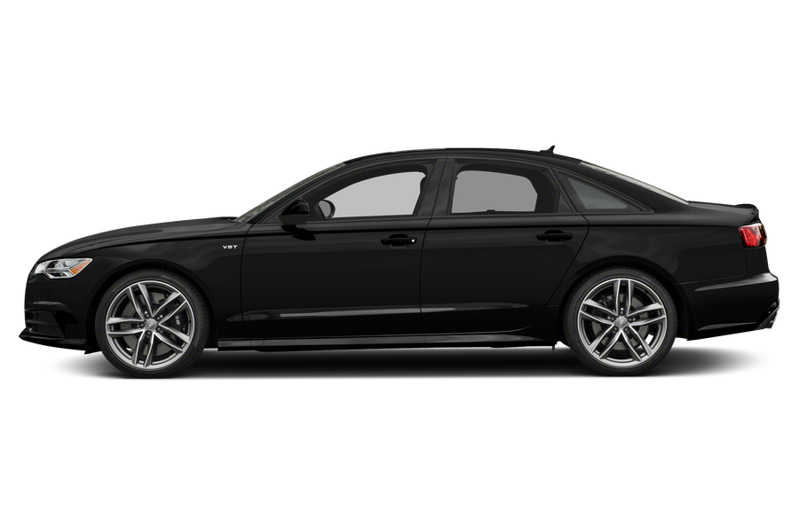 2016 Audi S6 exterior side view