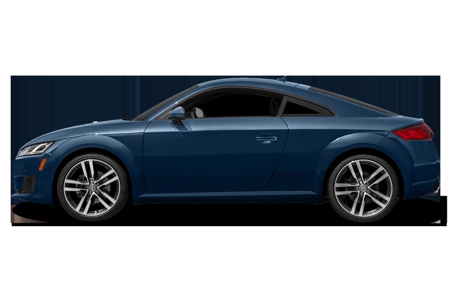 2017 Audi TT exterior side view