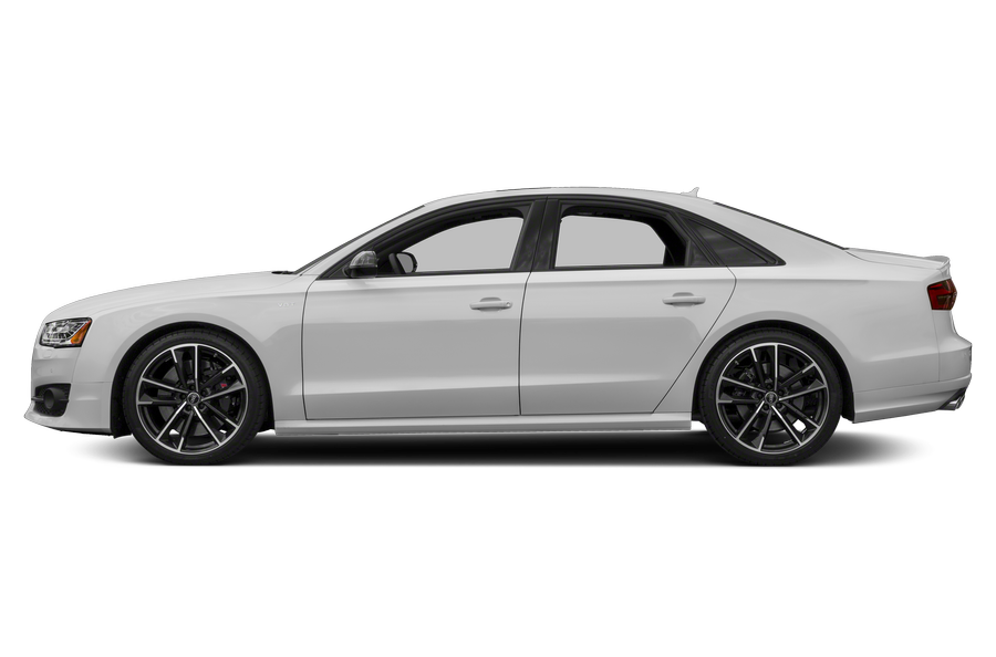 2017 Audi S8 exterior side view