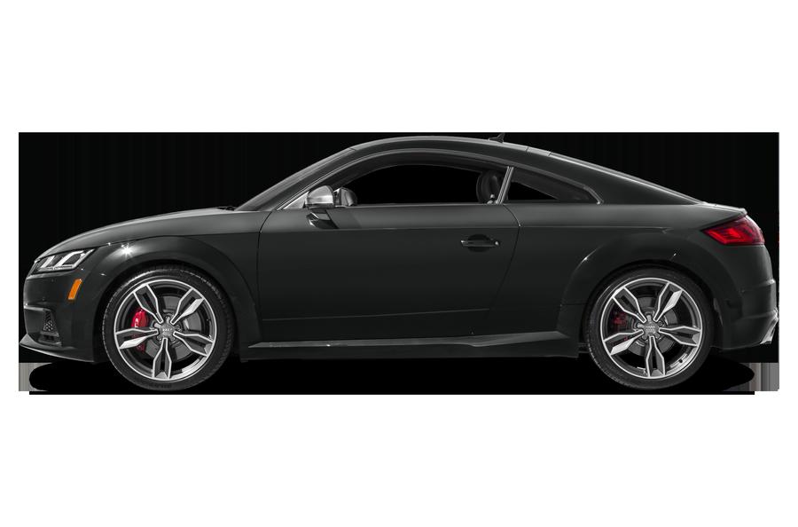 2018 Audi TTS exterior side view