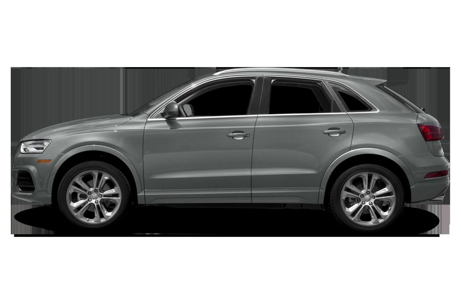 2016 Audi Q3 exterior side view