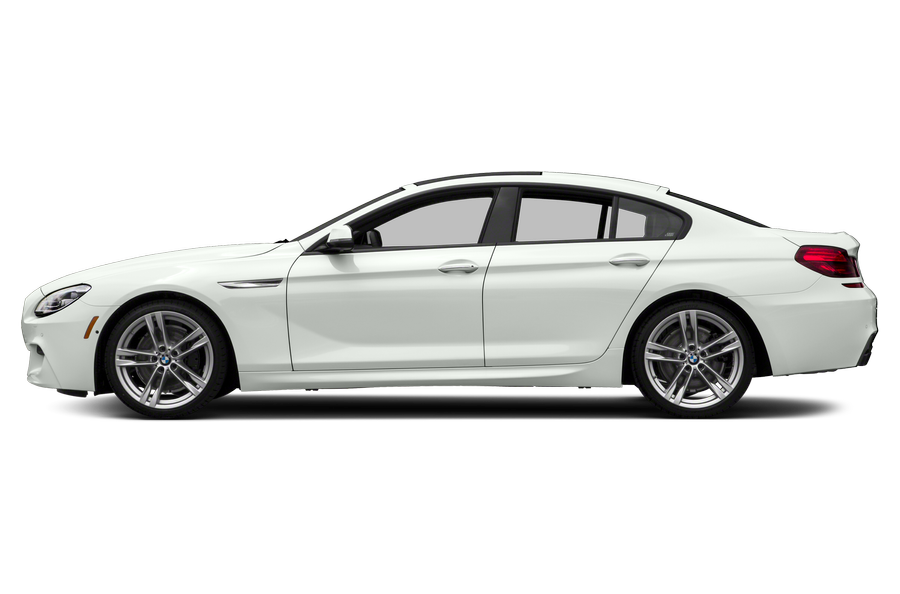 2017 BMW 650 Gran Coupe exterior side view