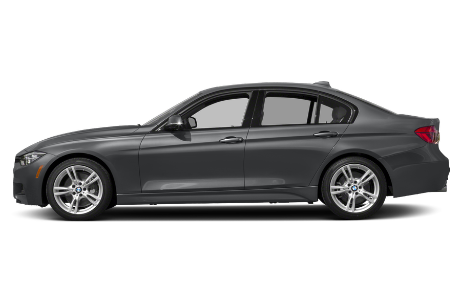 2018 BMW 340 exterior side view