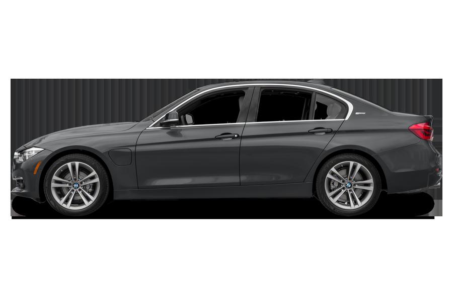 2018 BMW 330e exterior side view