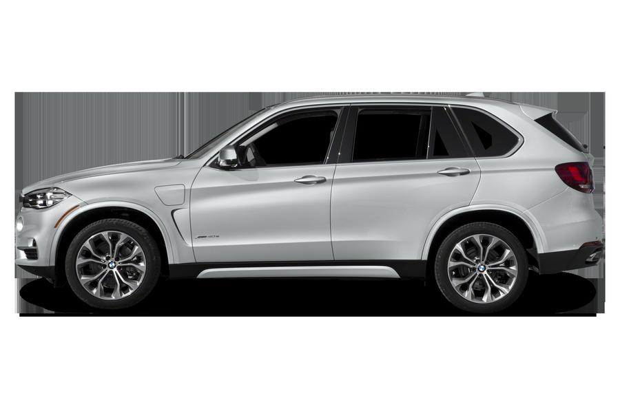 2017 BMW X5 eDrive exterior side view