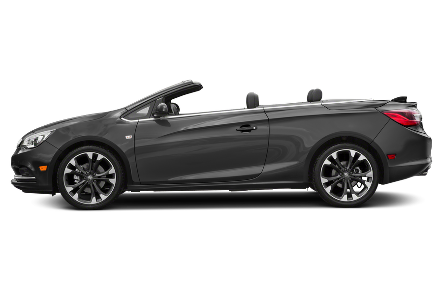 2016 Buick Cascada exterior side view
