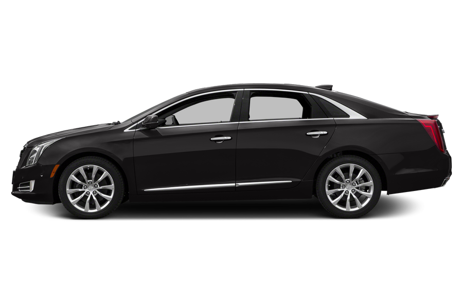 2017 Cadillac XTS exterior side view
