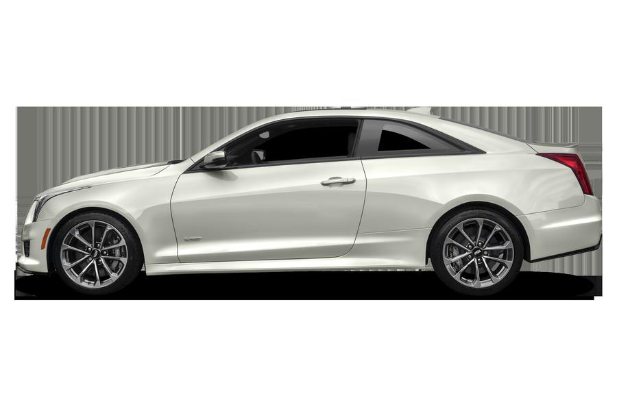 2017 Cadillac ATS-V exterior side view