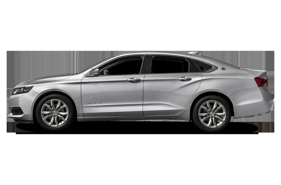 2016 Chevrolet Impala exterior side view