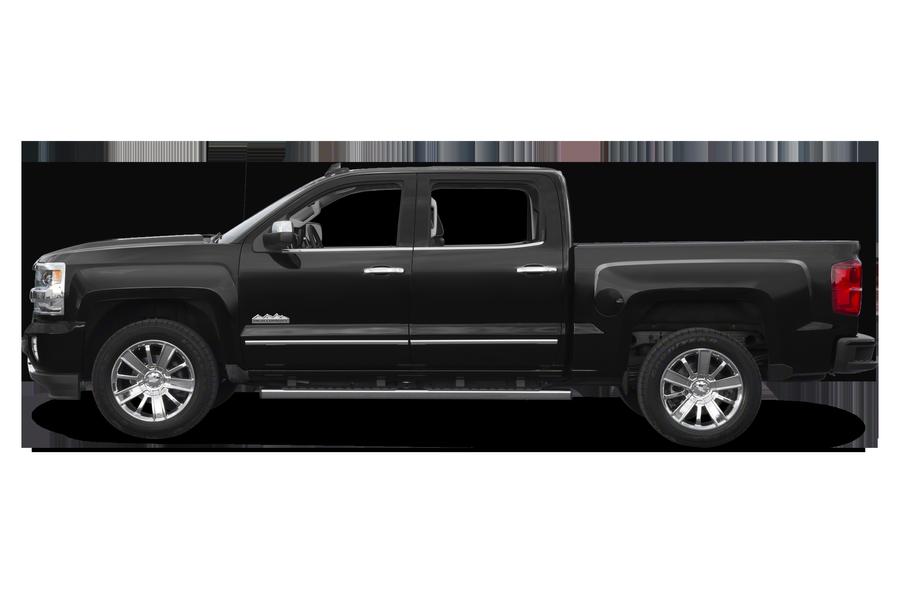 2018 Chevrolet Silverado 1500 exterior side view