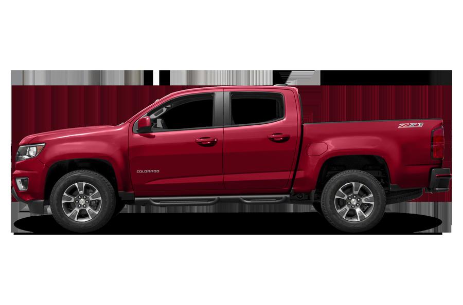 2016 Chevrolet Colorado exterior side view