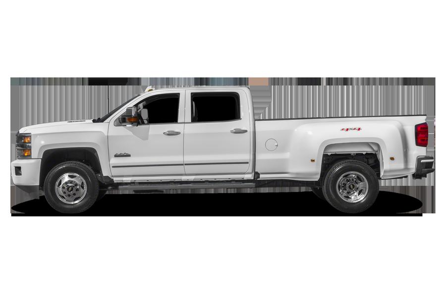 2018 Chevrolet Silverado 3500 exterior side view