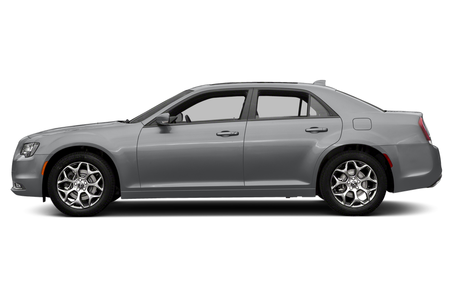 2015 Chrysler 300 exterior side view