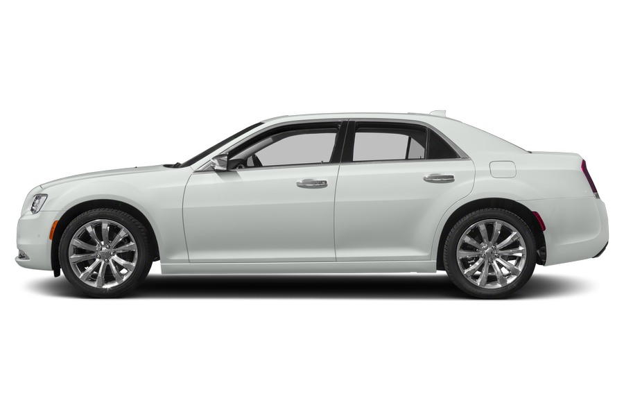 2018 Chrysler 300C exterior side view