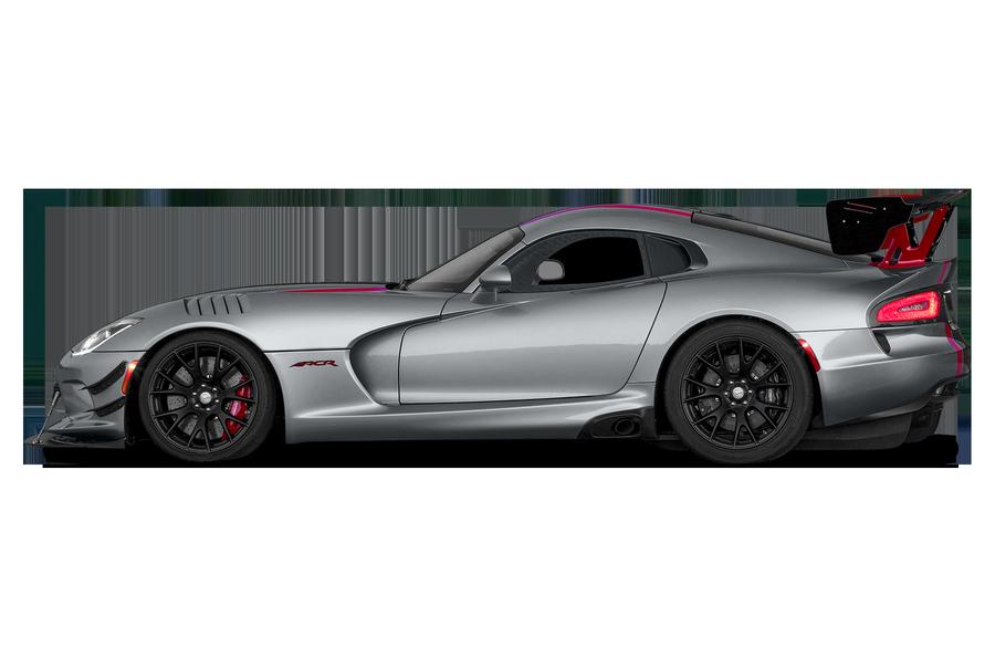 2016 Dodge Viper exterior side view