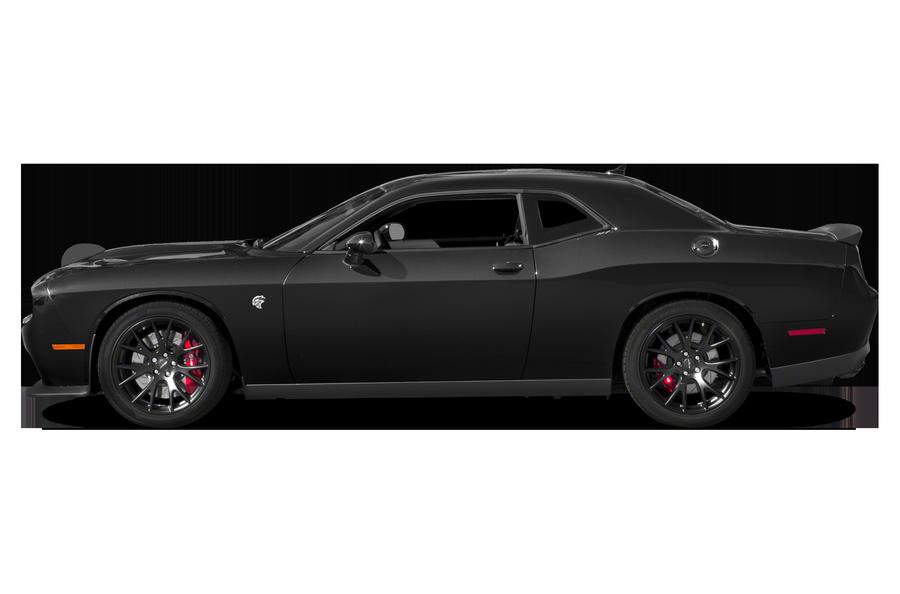 2016 Dodge Challenger exterior side view