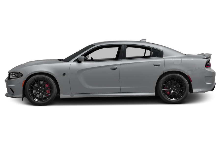2016 Dodge Charger exterior side view