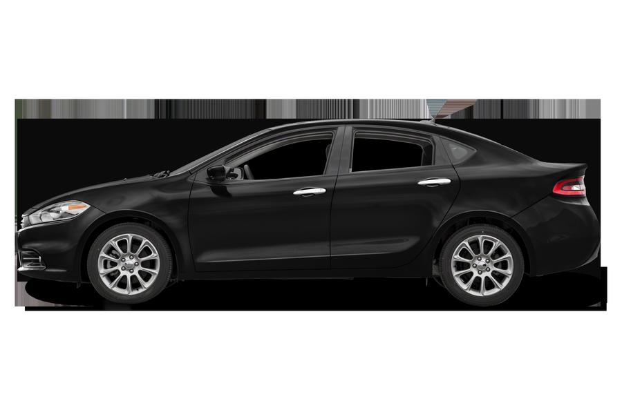 2016 Dodge Dart exterior side view