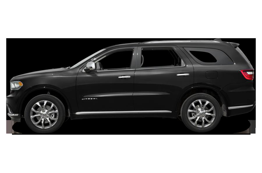 2016 Dodge Durango exterior side view