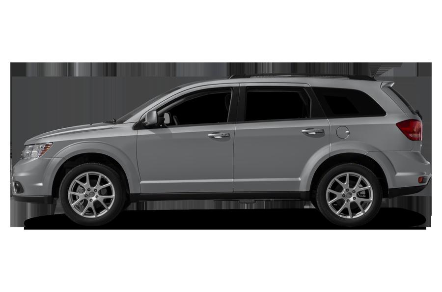 2016 Dodge Journey exterior side view