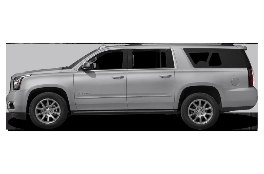 2017 GMC Yukon XL exterior side view