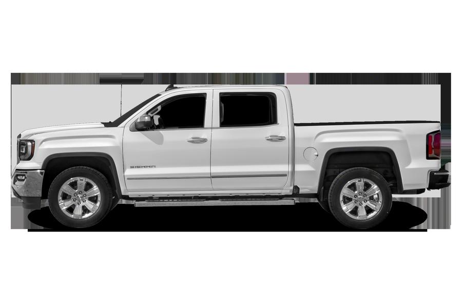 2016 GMC Sierra 1500 exterior side view