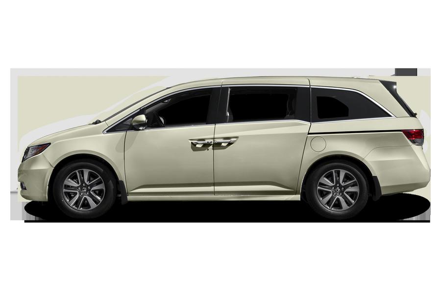 2016 Honda Odyssey exterior side view