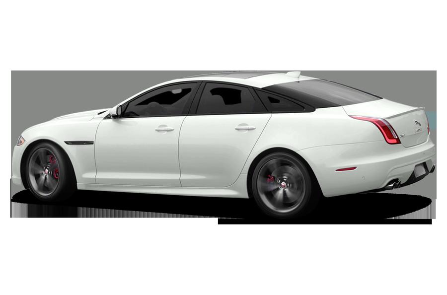 2016 Jaguar XJ exterior side view