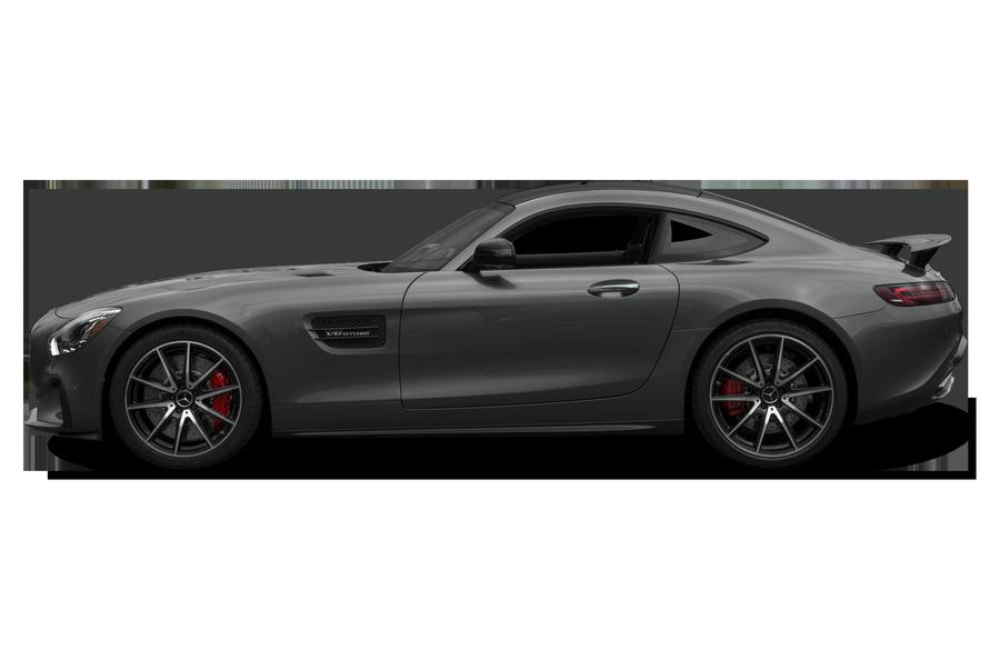 2016 Mercedes-Benz AMG GT exterior side view
