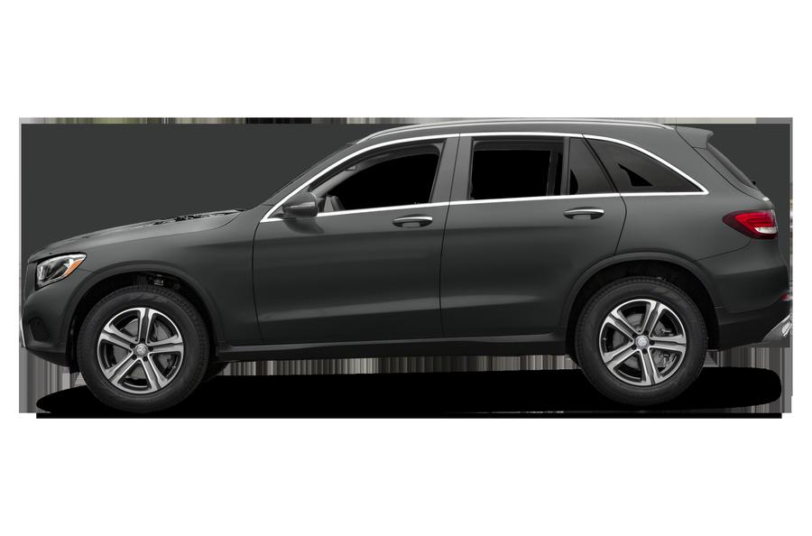 2016 Mercedes-Benz GLC-Class exterior side view