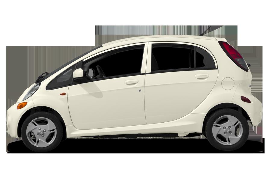 2017 Mitsubishi i-MiEV exterior side view