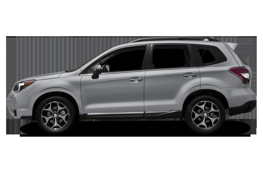 2016 Subaru Forester exterior side view