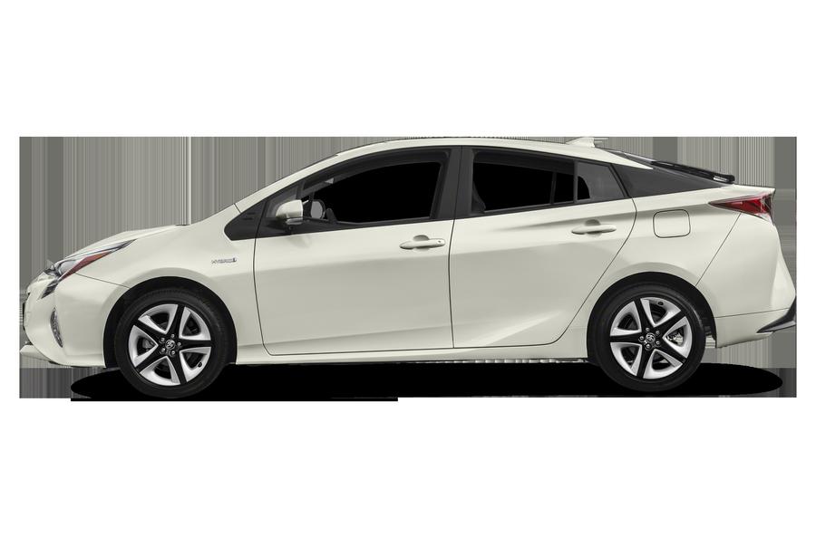 2018 Toyota Prius exterior side view