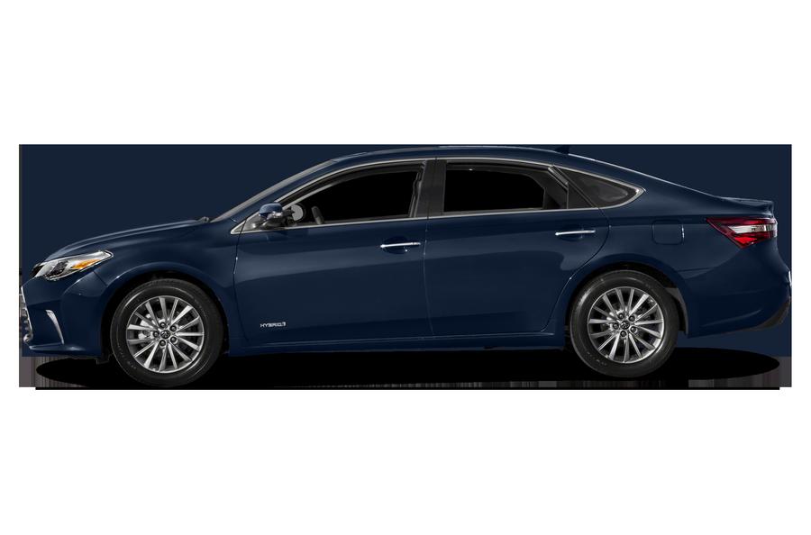 2017 Toyota Avalon Hybrid exterior side view