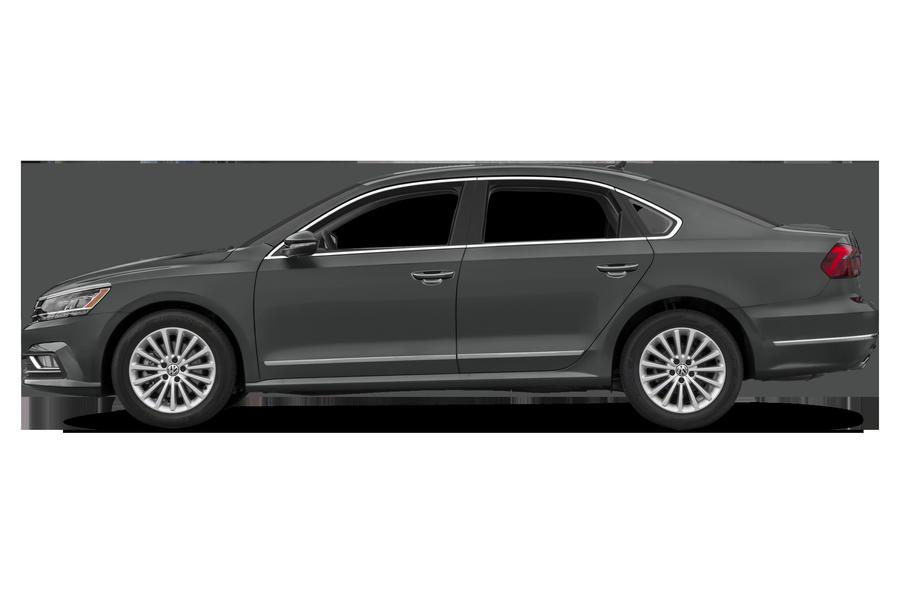2018 Volkswagen Passat exterior side view