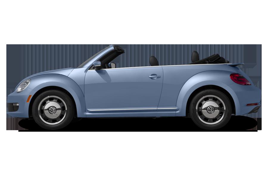 2016 Volkswagen Beetle exterior side view