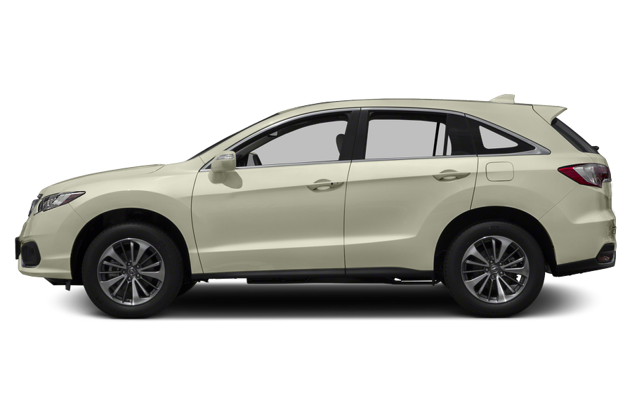 2017 Acura RDX exterior side view