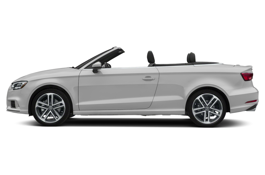 2017 Audi A3 exterior side view