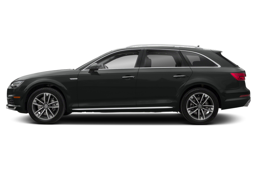 2017 Audi A4 allroad exterior side view