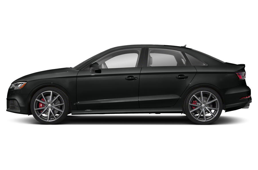 2017 Audi S3 exterior side view