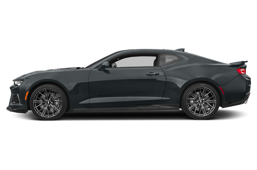 2017 Chevrolet Camaro exterior side view