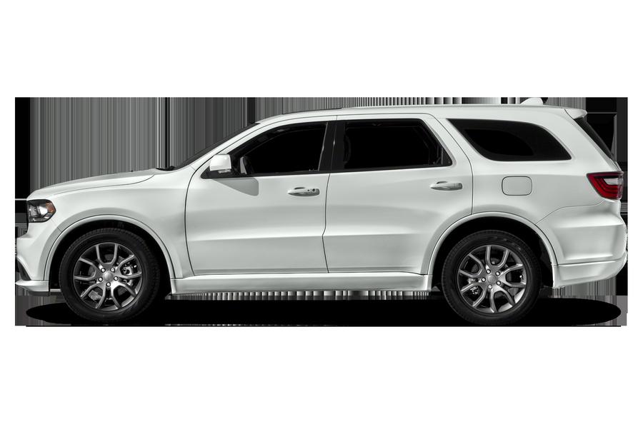 2019 Dodge Durango exterior side view