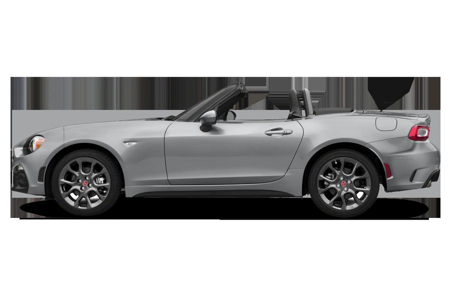 2018 FIAT 124 Spider exterior side view