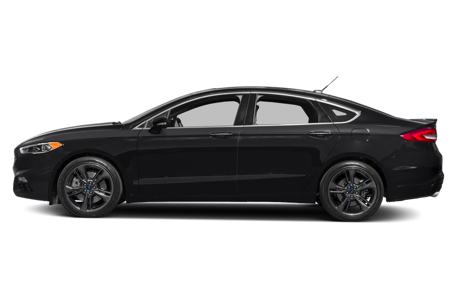 2017 Ford Fusion exterior side view
