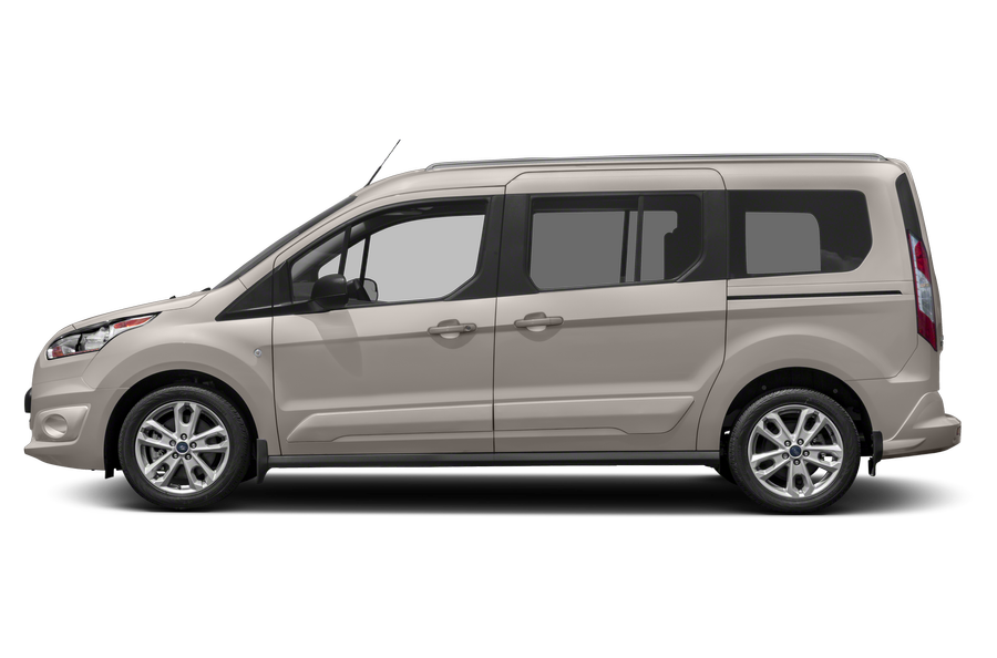 2018 Ford Transit Connect exterior side view