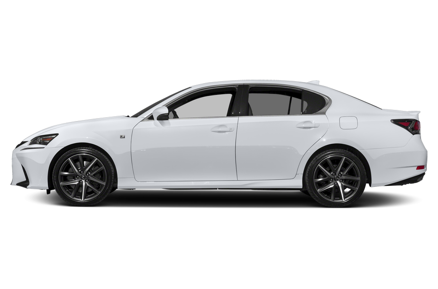 2017 Lexus GS 200t exterior side view