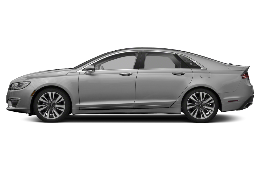 2017 Lincoln MKZ exterior side view
