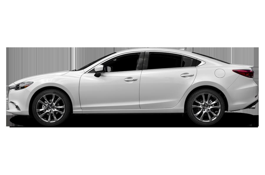 2017 Mazda Mazda6 exterior side view